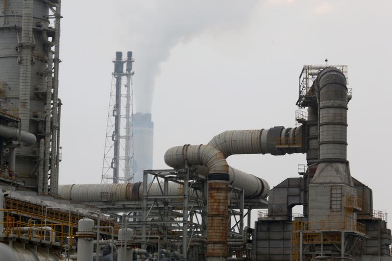 六輕污染無定論?──產學聯手製造的「科學煙霧彈」。(攝影/吳逸驊