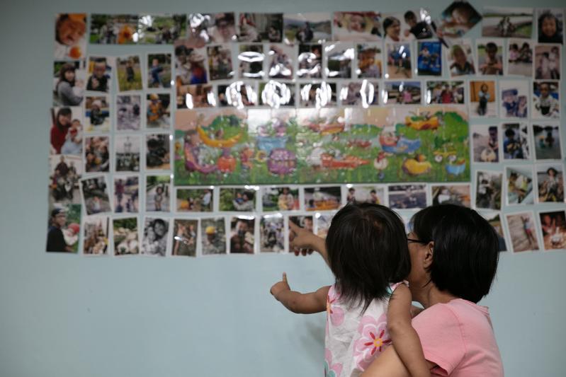 【失依兒篇】921留下的孩子、擺渡的舵手,一起找家的方向_(攝影/余志偉)