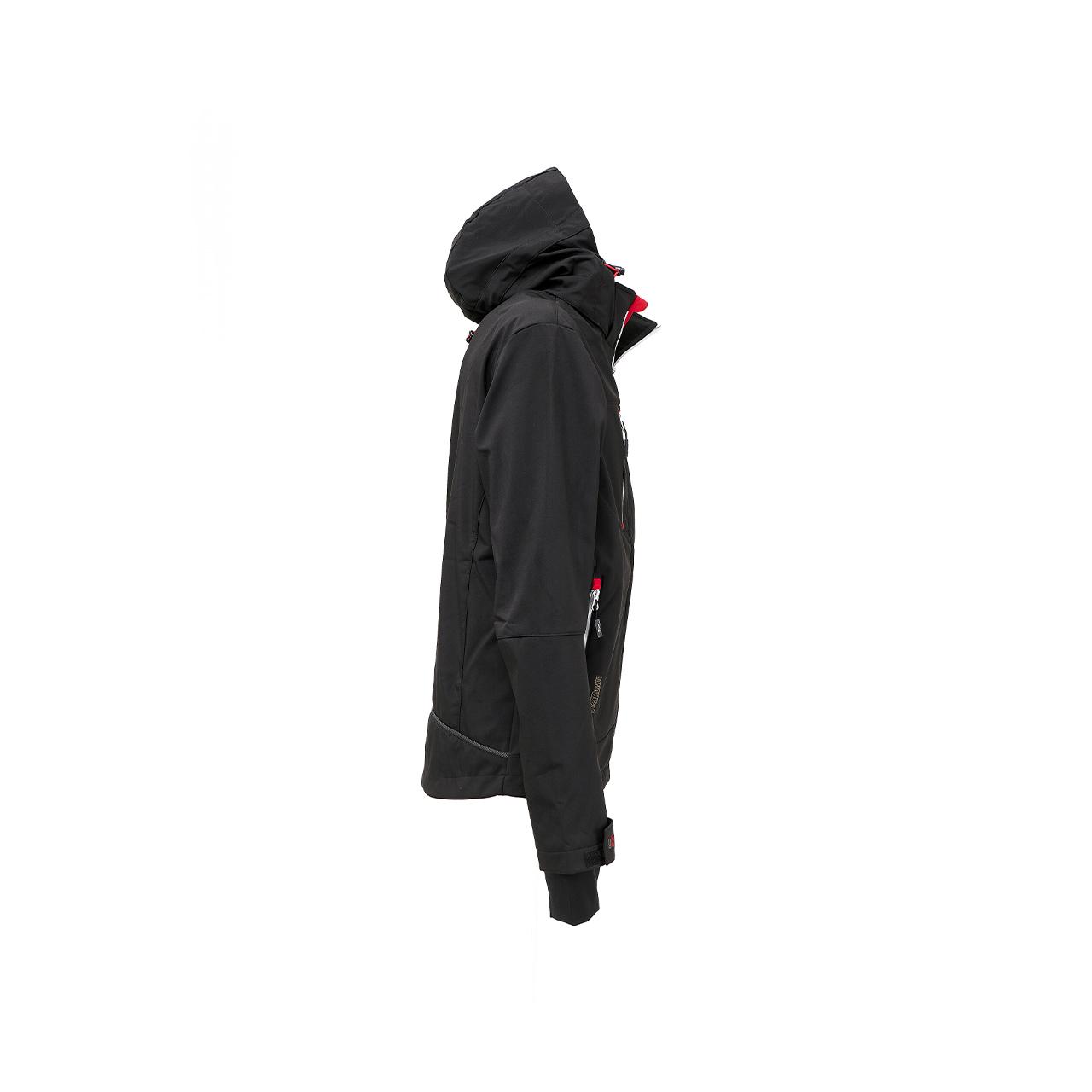 giacca da lavoro upower modello metropolis colore black