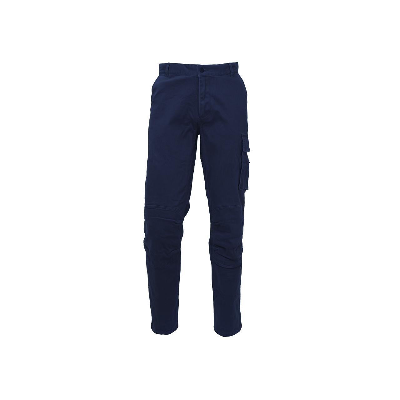 pantalone da lavoro upower modello baltic colore westlake blue