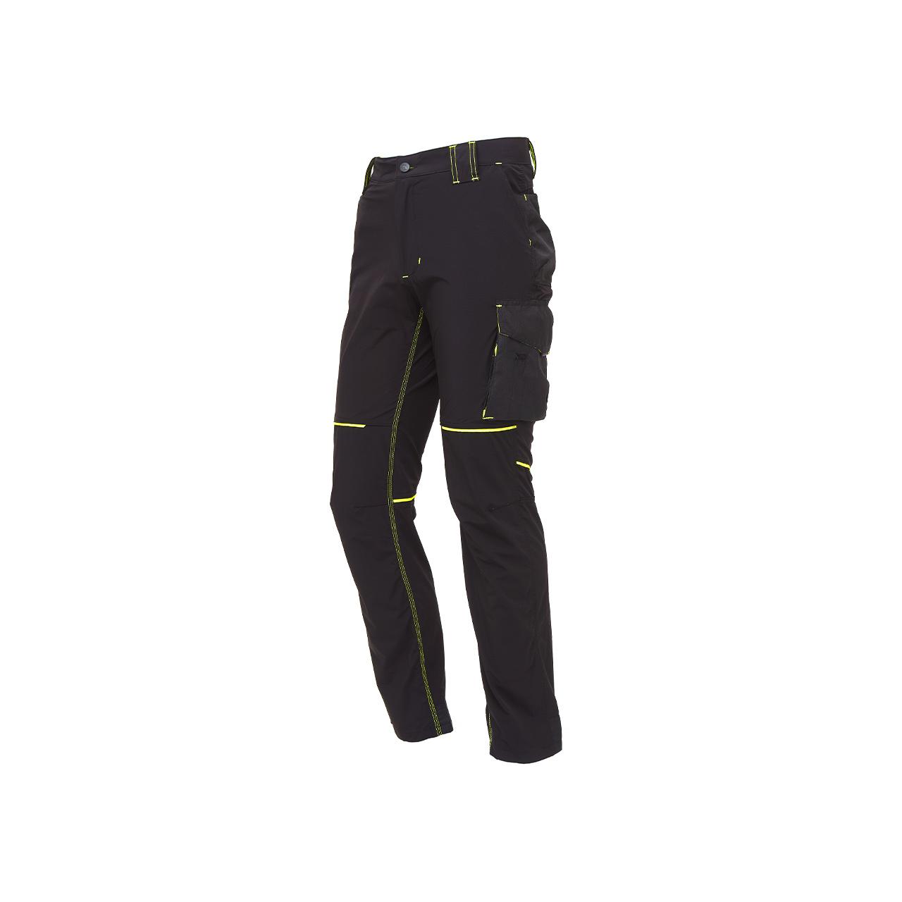 pantalone da lavoro upower modello world colore black carbon