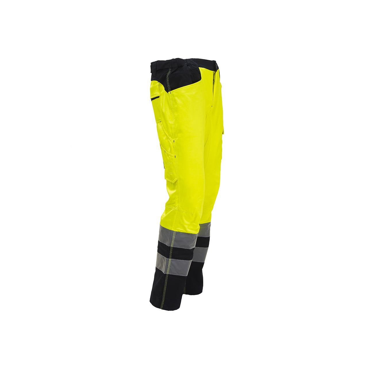 pantalone da lavoro upower modello light colore yellow