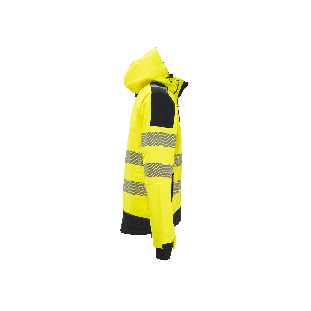 giacca da lavoro upower modello miky colore yellow fluo