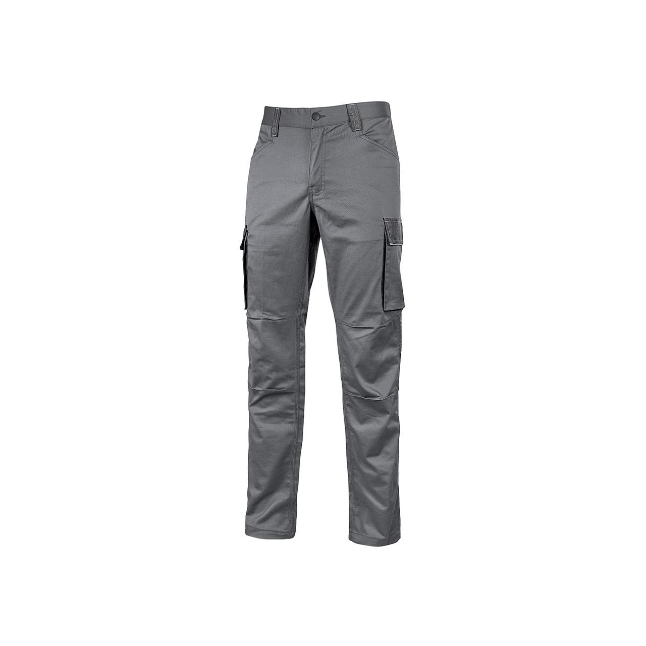 pantalone da lavoro upower modello crazy colore grey iron