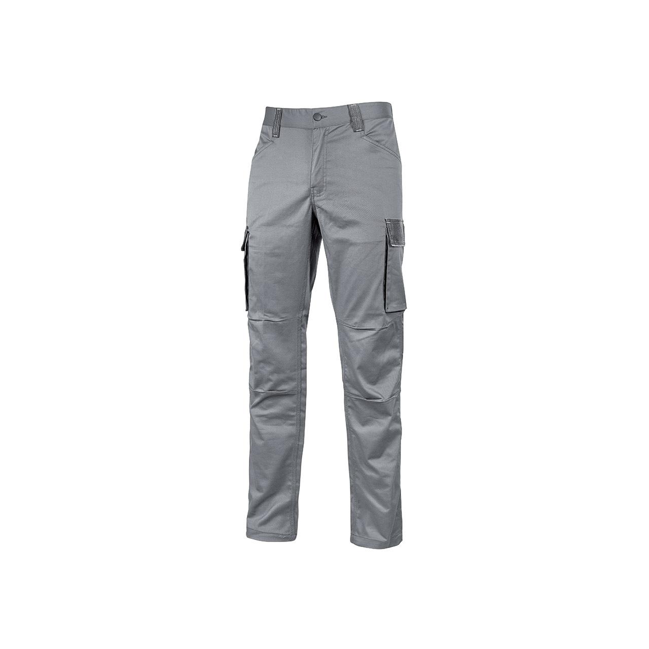 pantalone da lavoro upower modello crazy colore stone grey