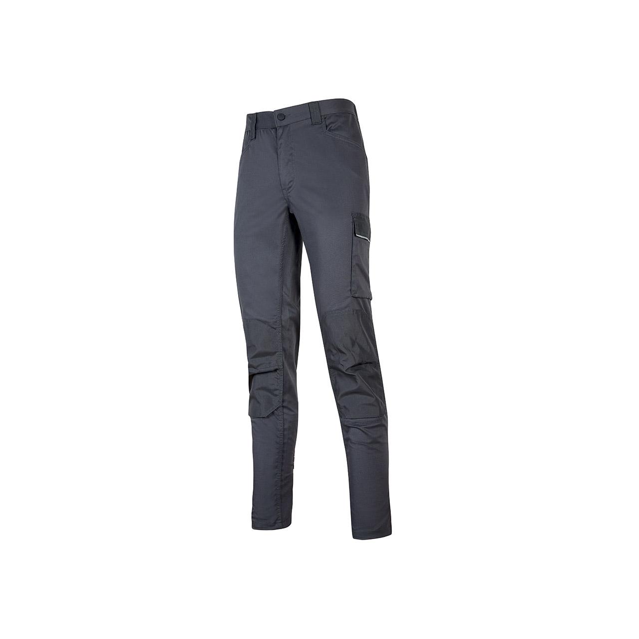 pantalone da lavoro upower modello meek colore grey iron