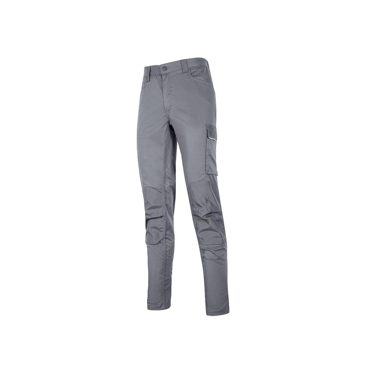 pantalone da lavoro upower modello meek colore stone gray