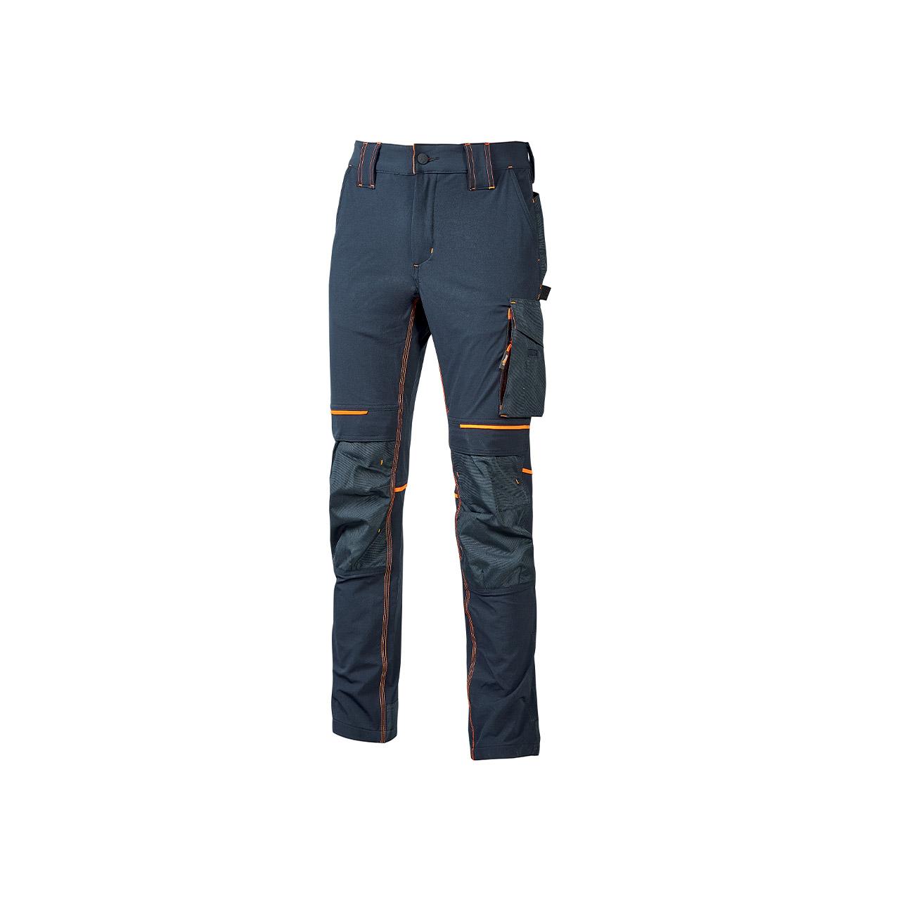 pantalone da lavoro upower modello atom colore deep blu