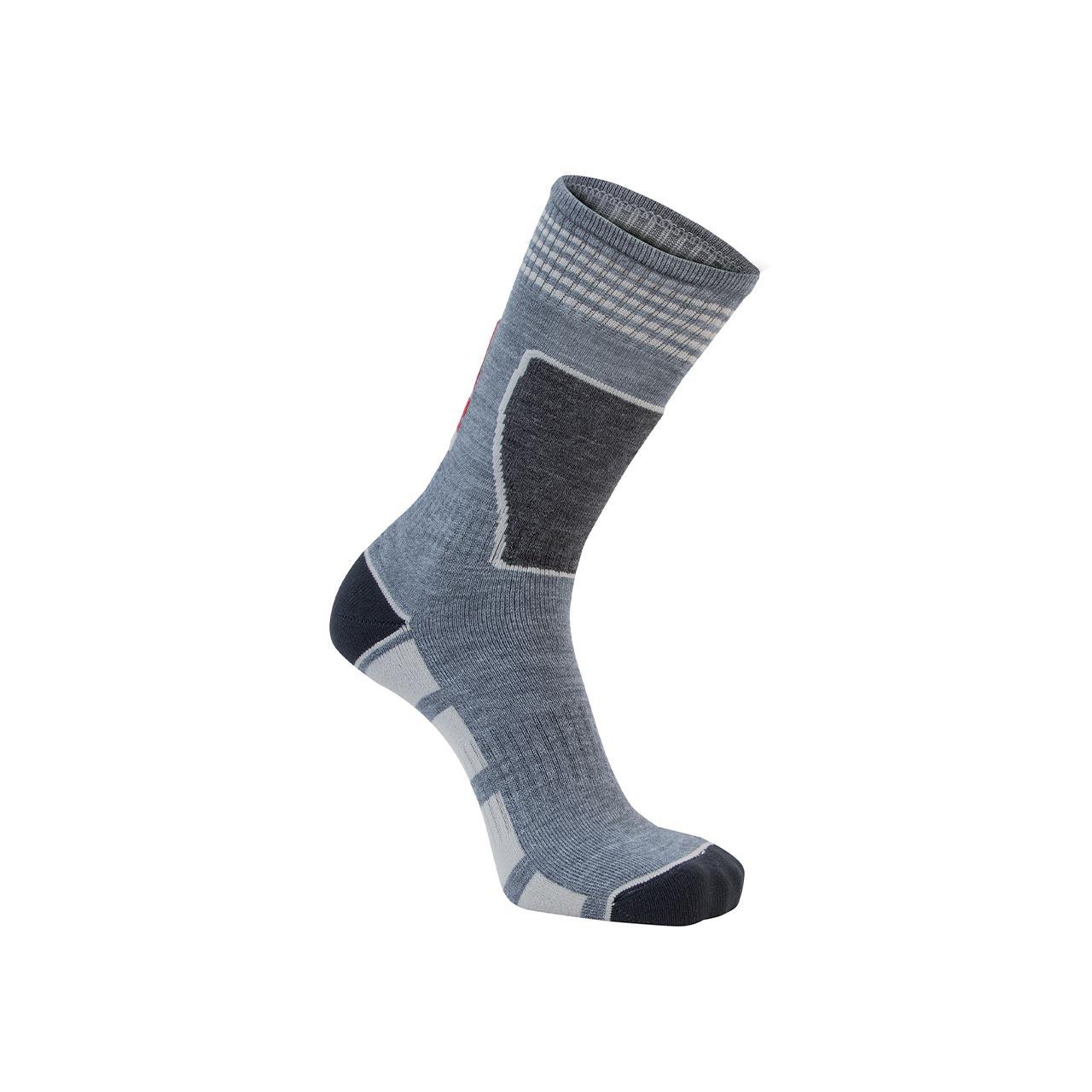 calza corta da lavoro upower modello frozen colore grey