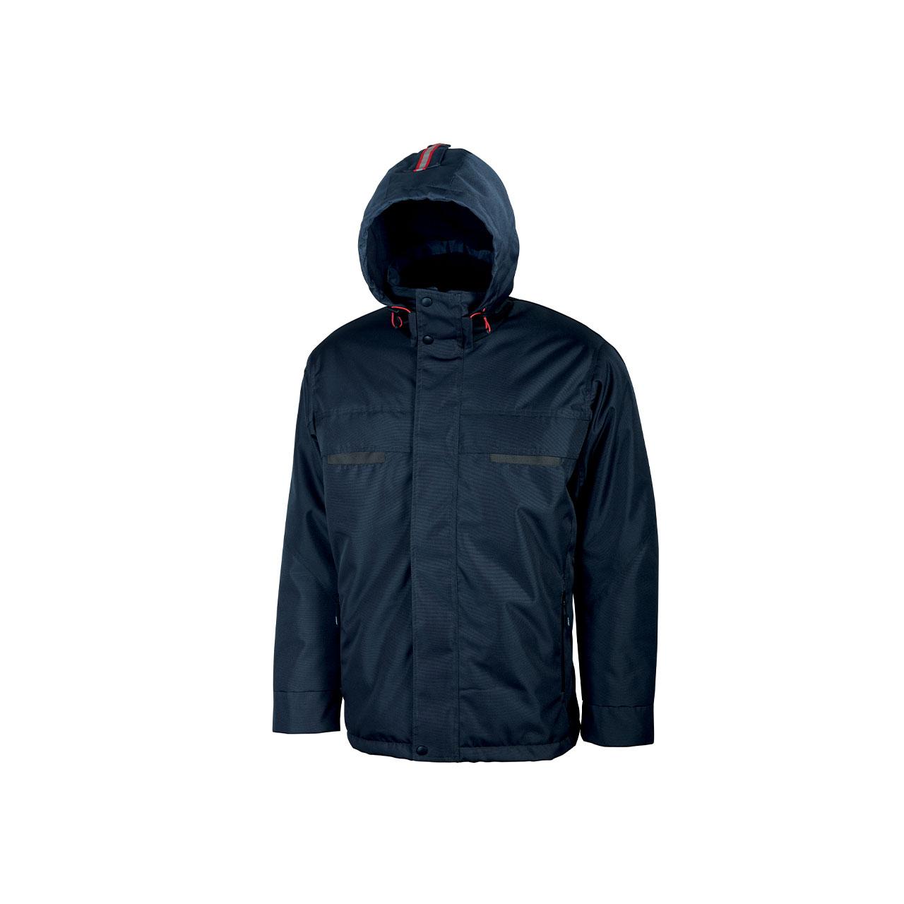 giacca da lavoro upower modello snow colore deep blue p