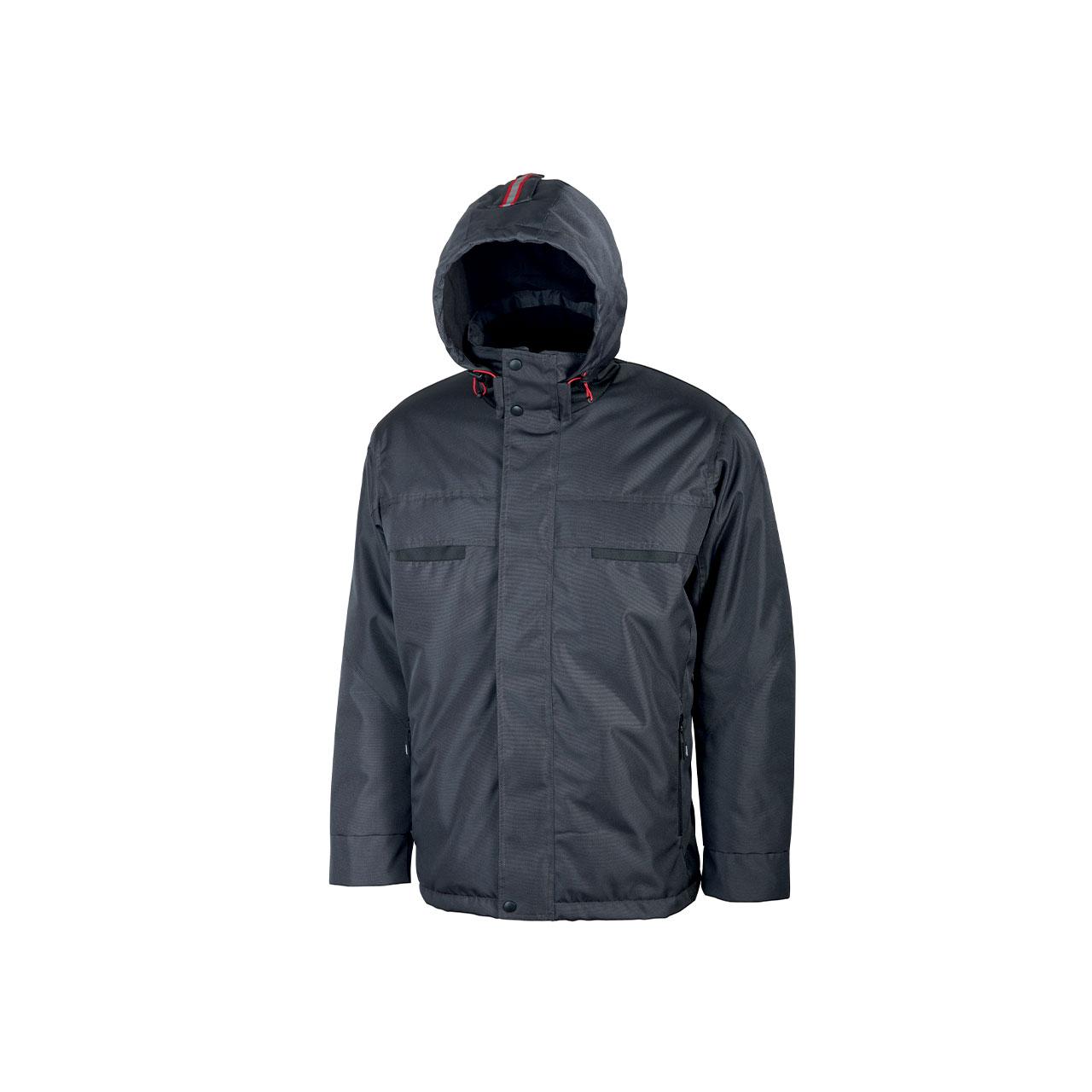 giacca da lavoro upower modello snow colore grey meteor