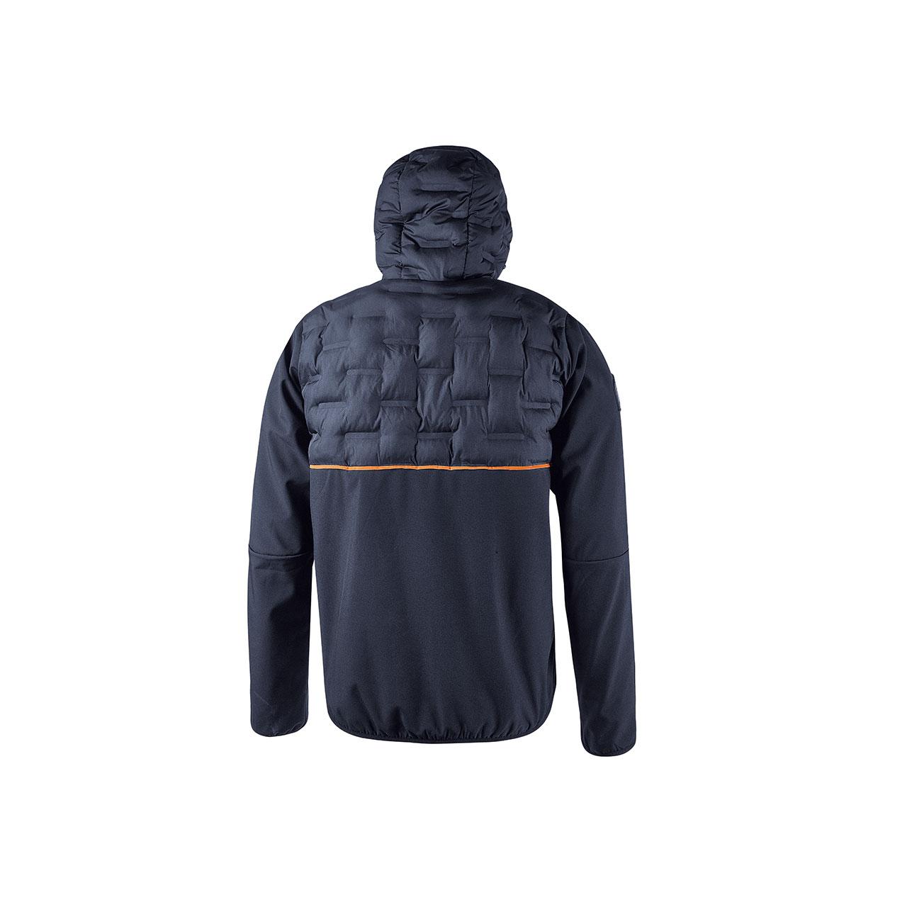 giacca da lavoro upower modello spock colore deep blue retro