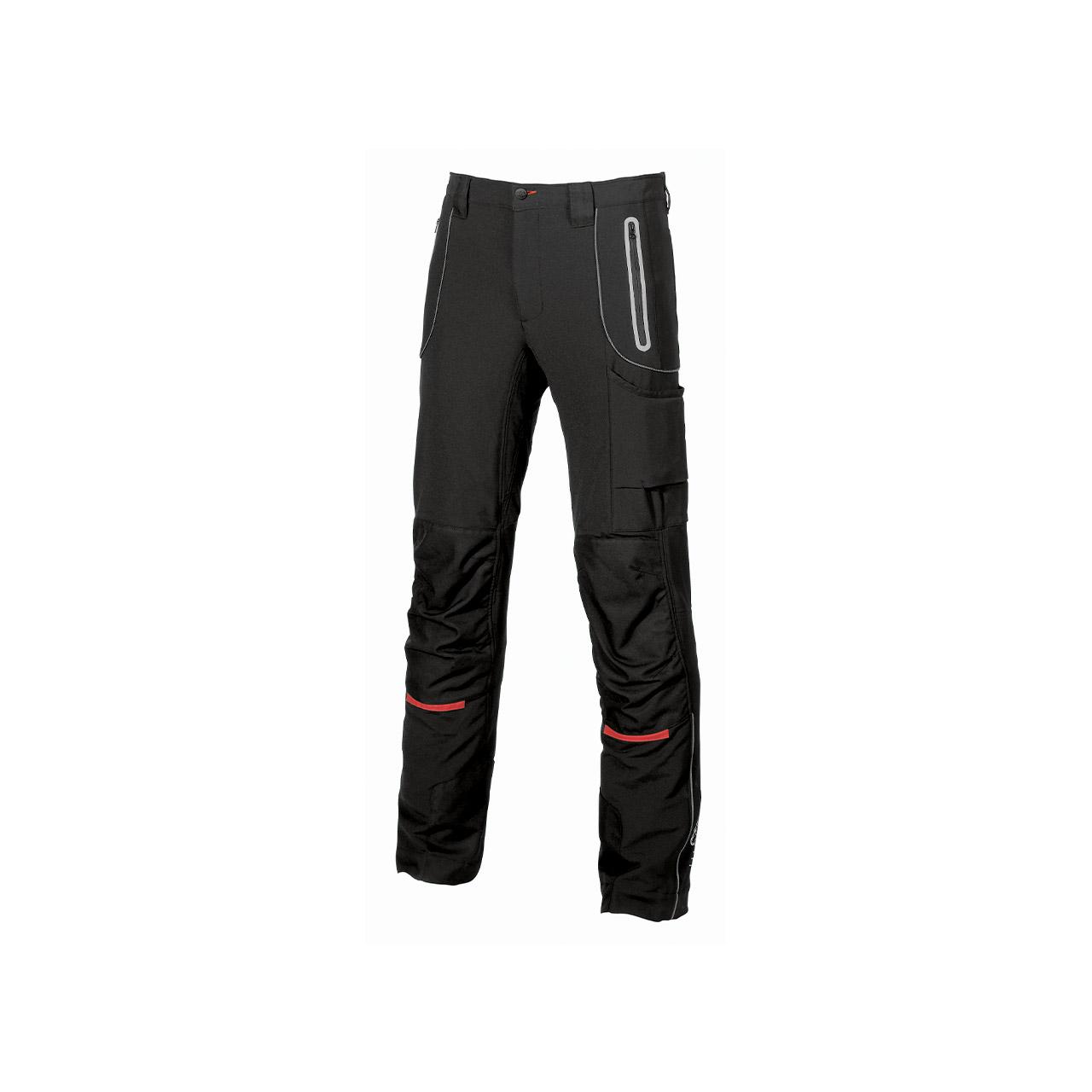 pantalone da lavoro upower modello PIT colore black car