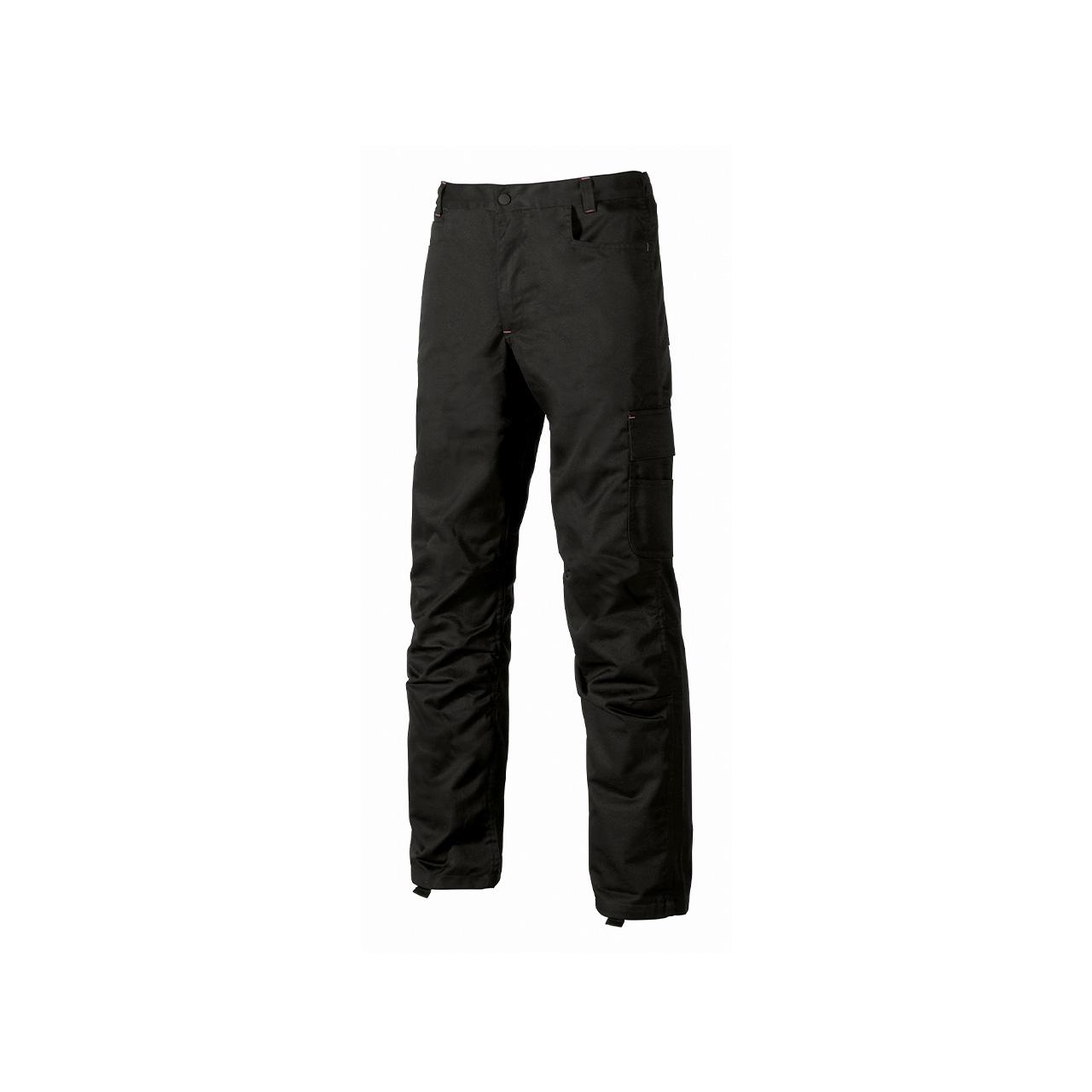pantalone da lavoro upower modello alfa colore black ca