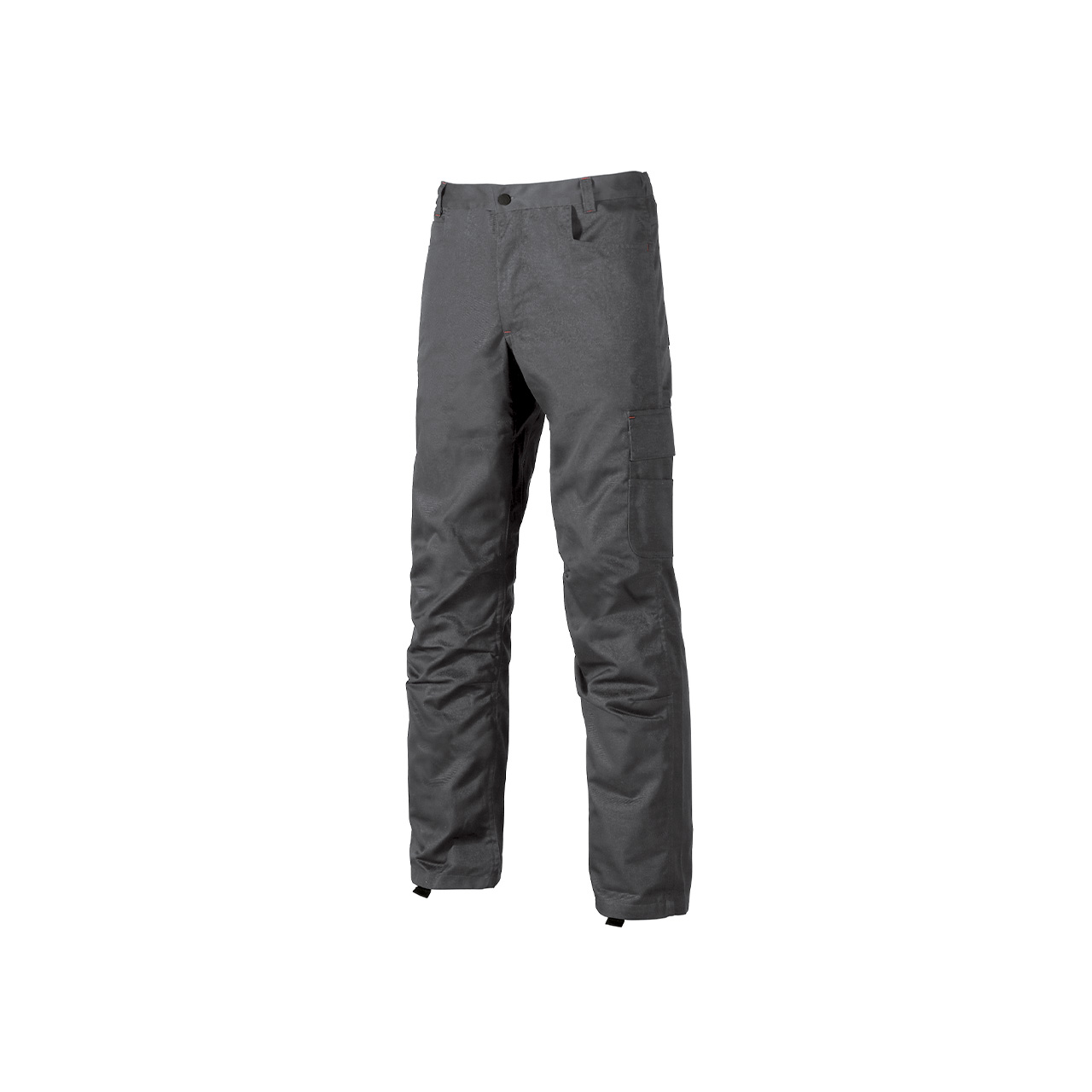 pantalone da lavoro upower modello alfa colore grey met