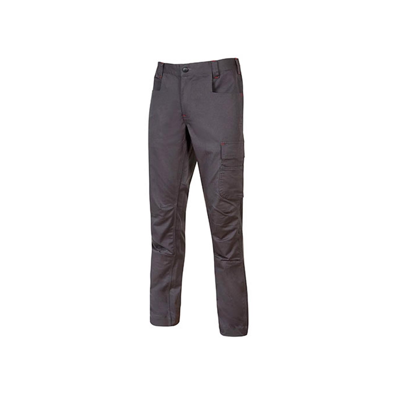 pantalone da lavoro upower modello bravo TOP colore gre