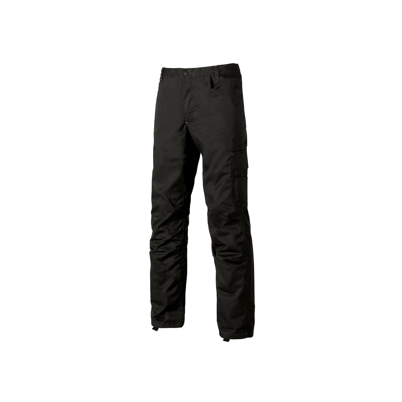 pantalone da lavoro upower modello bravo colore black c