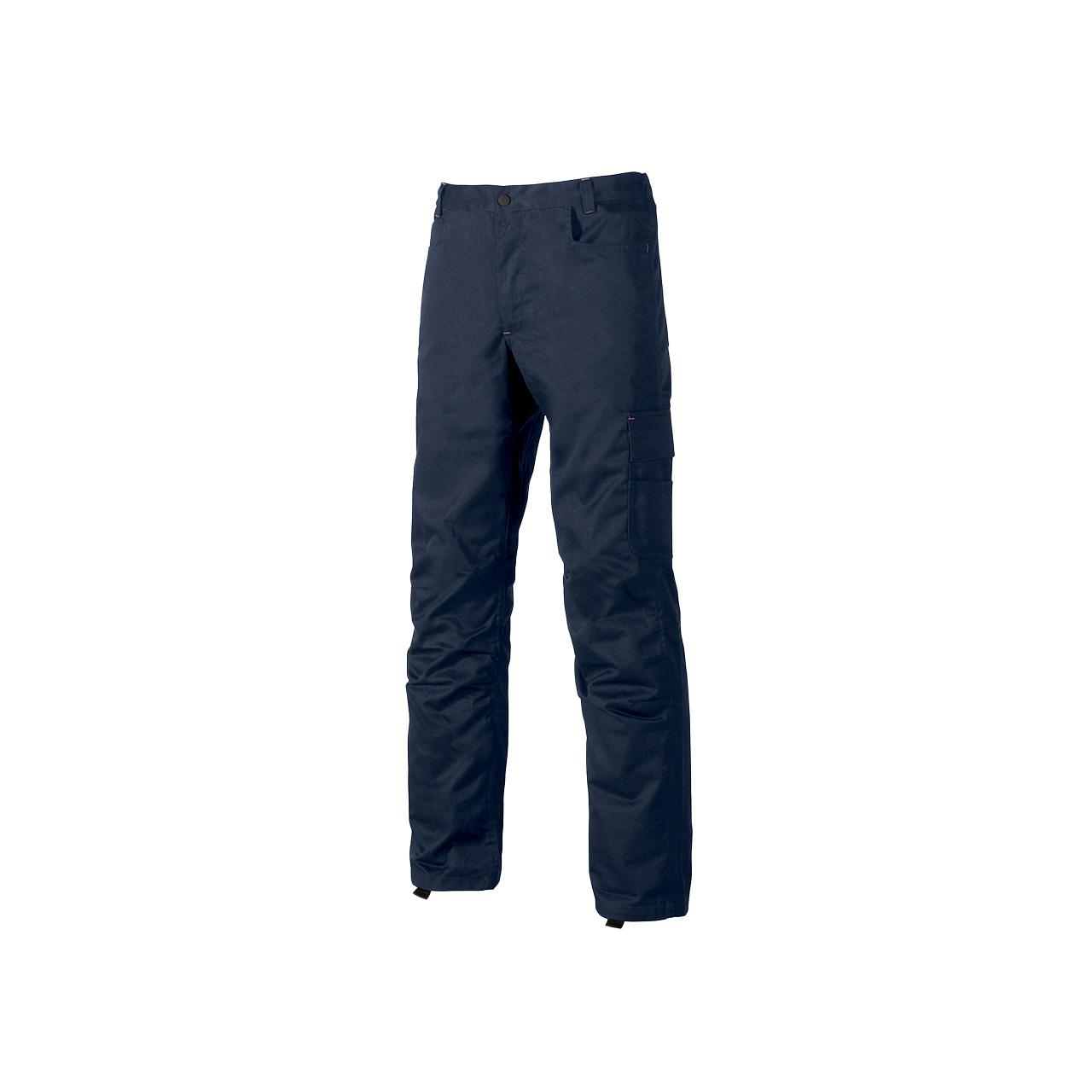 pantalone da lavoro upower modello bravo colore deep bl