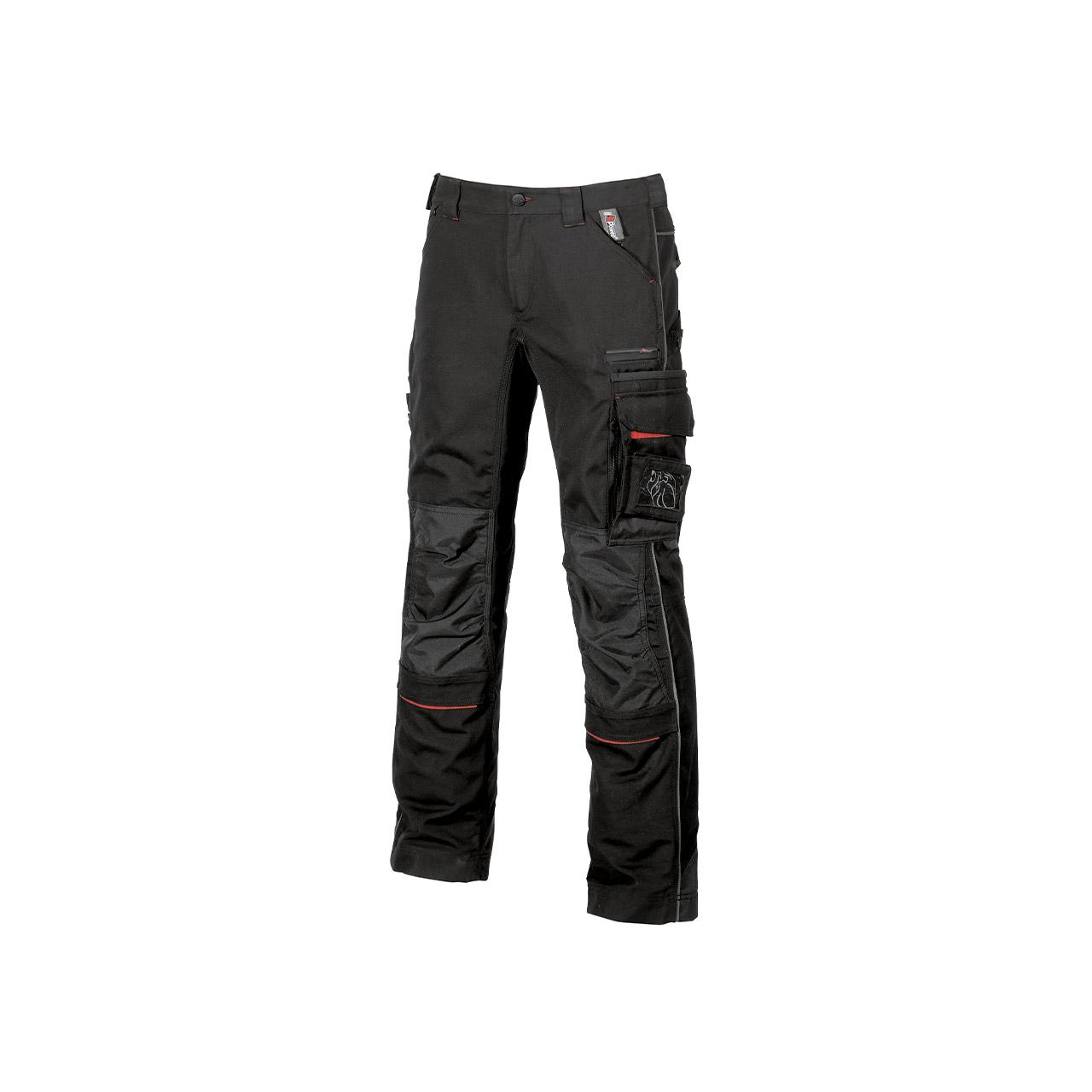 pantalone da lavoro upower modello drift colore black c