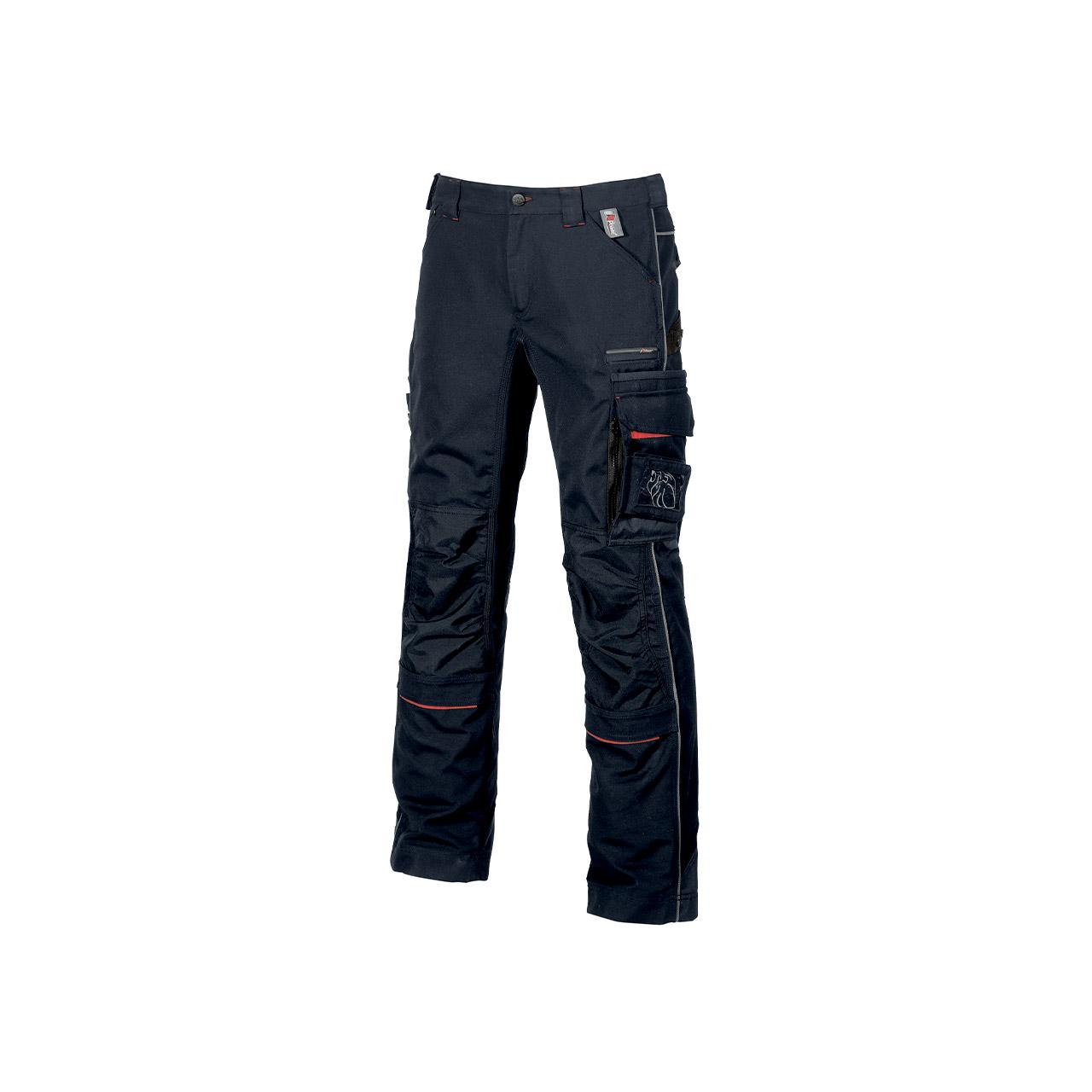 pantalone da lavoro upower modello drift colore deep bl