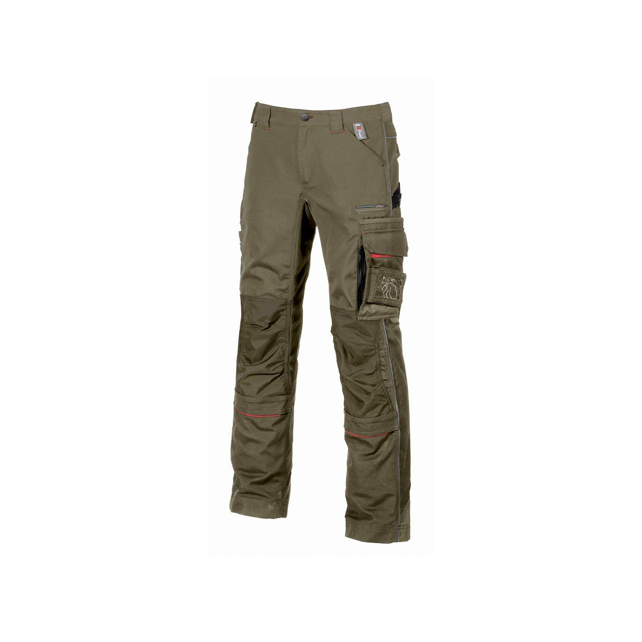 pantalone da lavoro upower modello drift colore desert