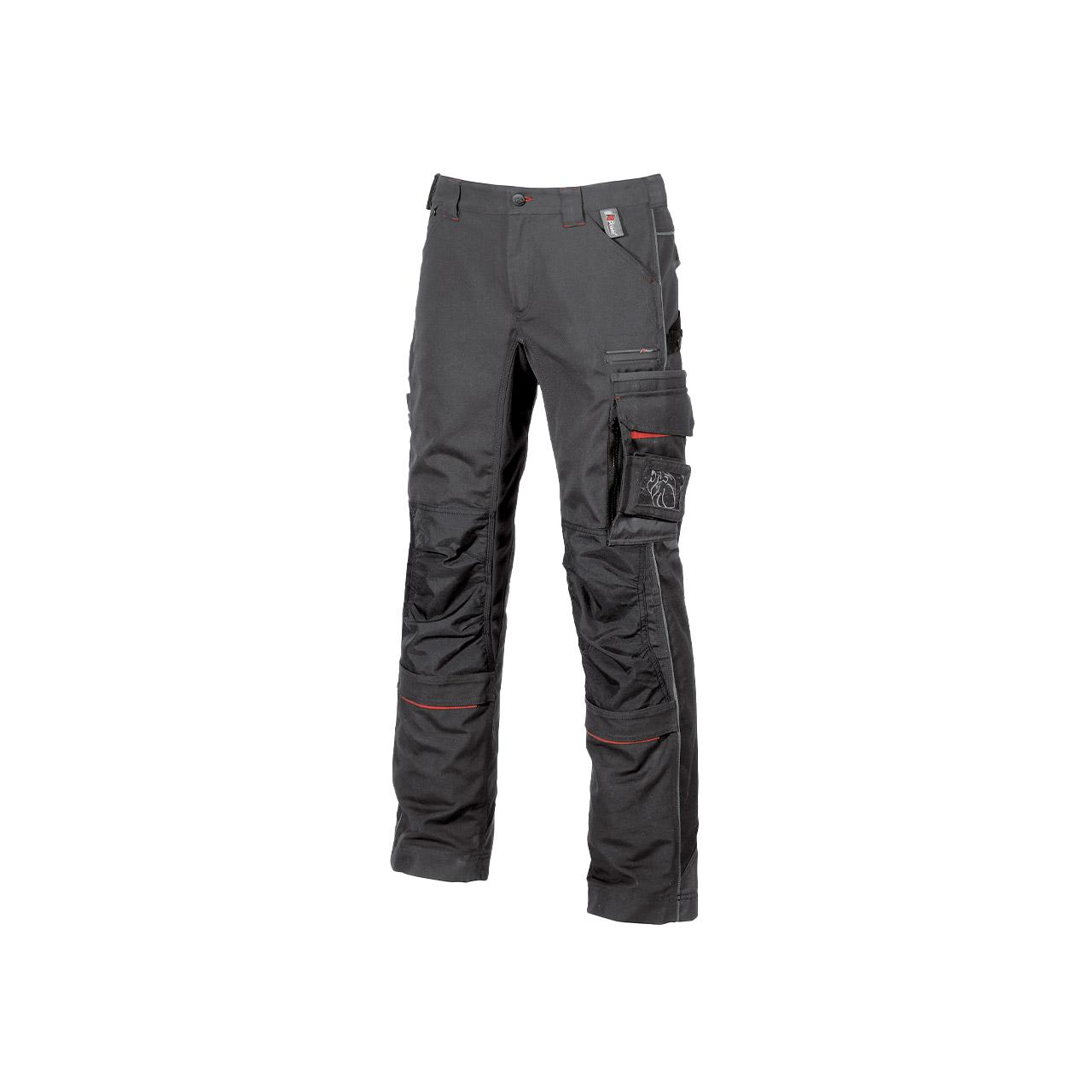 pantalone da lavoro upower modello drift colore grey me