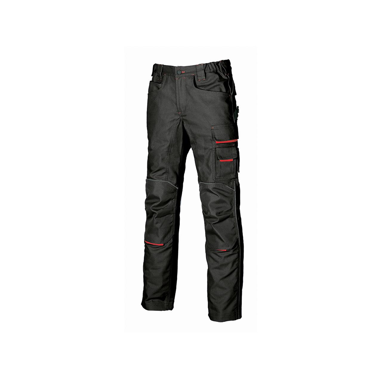 pantalone da lavoro upower modello free colore black ca
