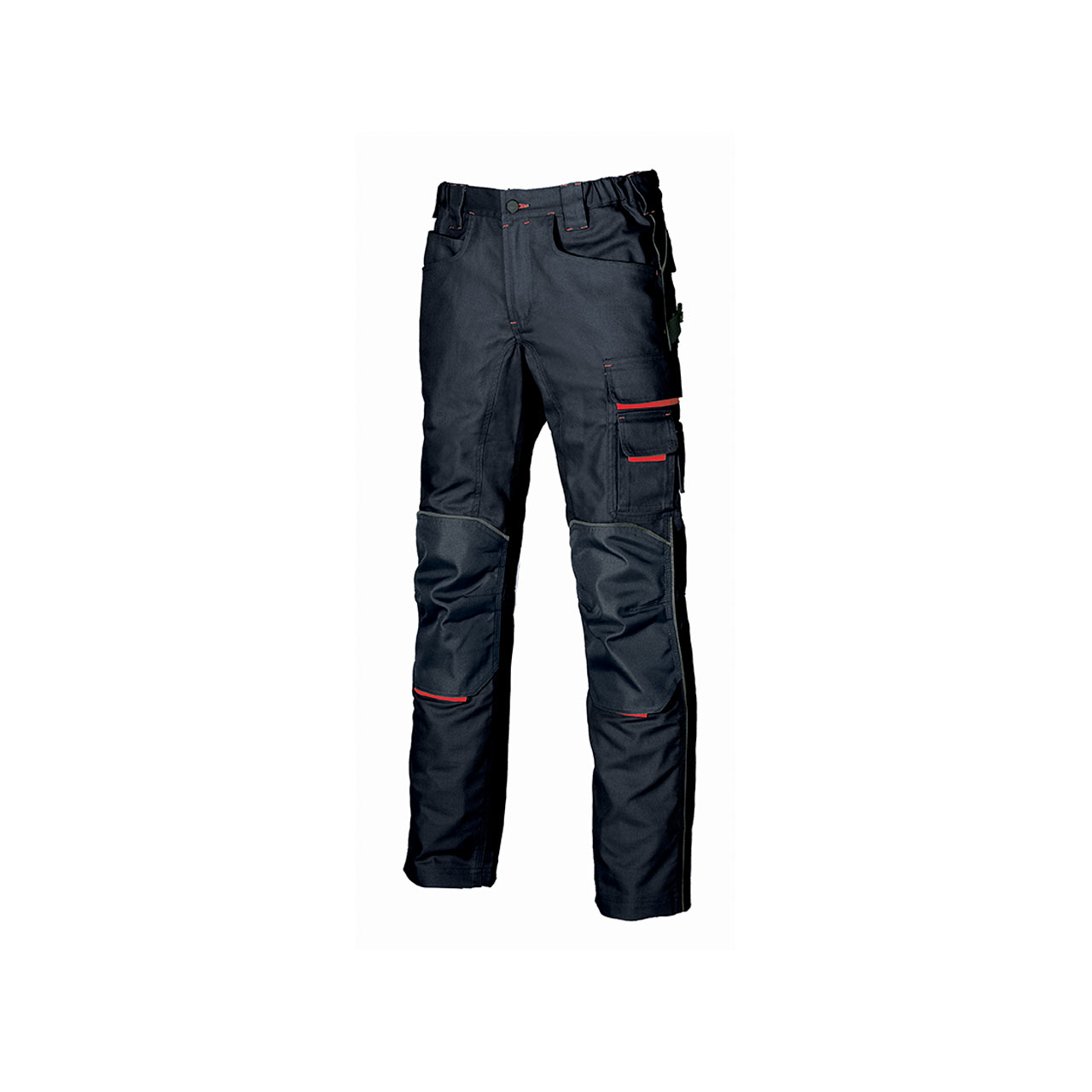pantalone da lavoro upower modello free colore deep blu