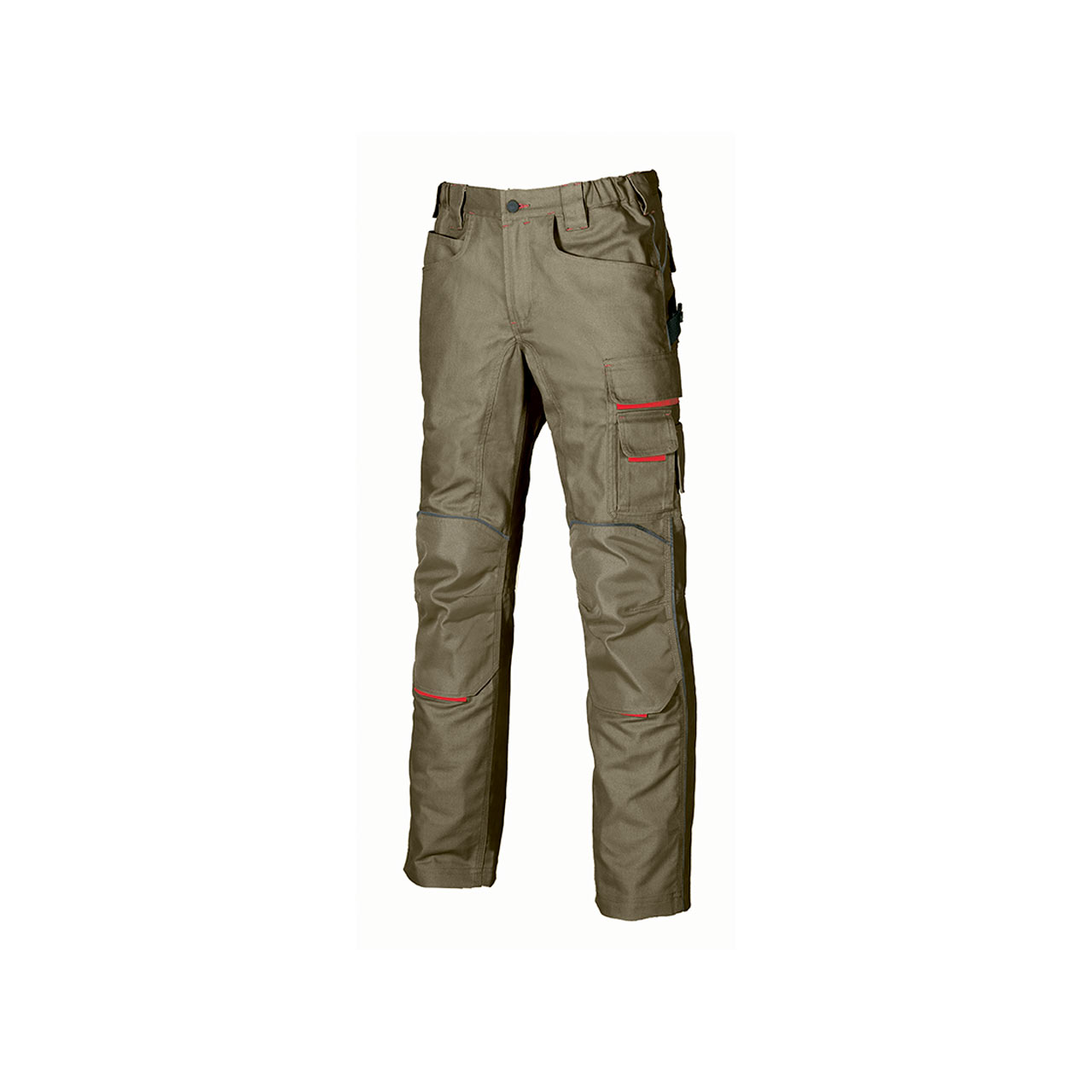 pantalone da lavoro upower modello free colore desert s