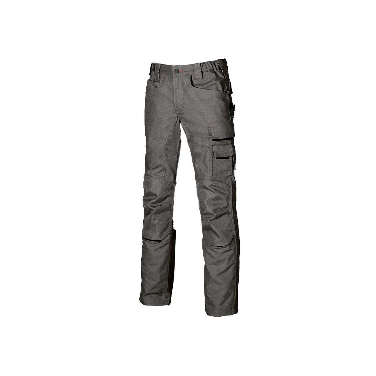 pantalone da lavoro upower modello free colore stone gr