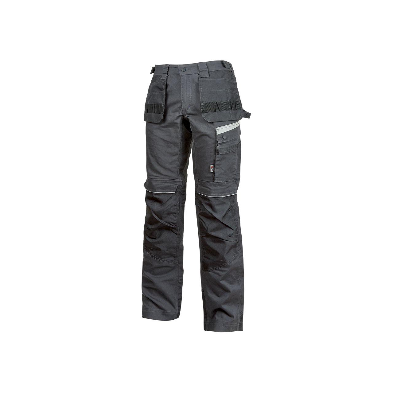 pantalone da lavoro upower modello gordon colore asphal