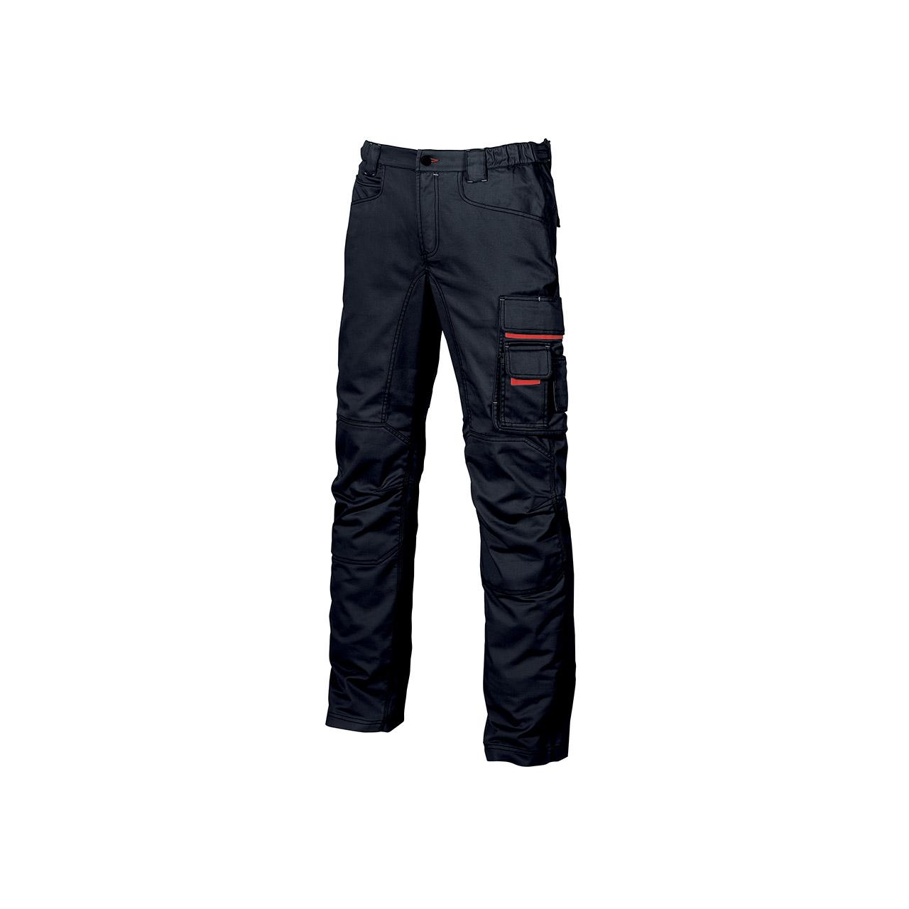 pantalone da lavoro upower modello grin colore deep blu