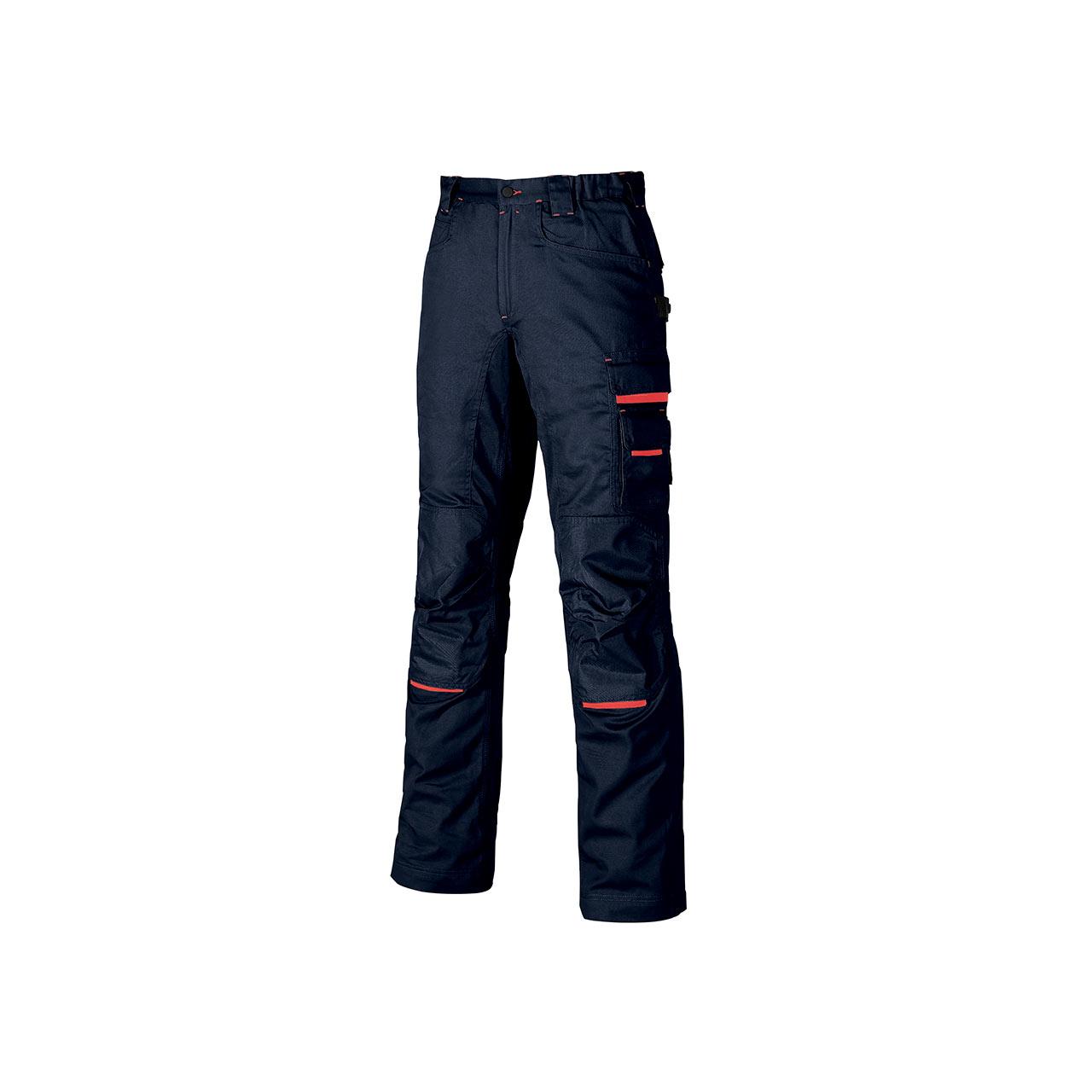 pantalone da lavoro upower modello nimble colore deep b