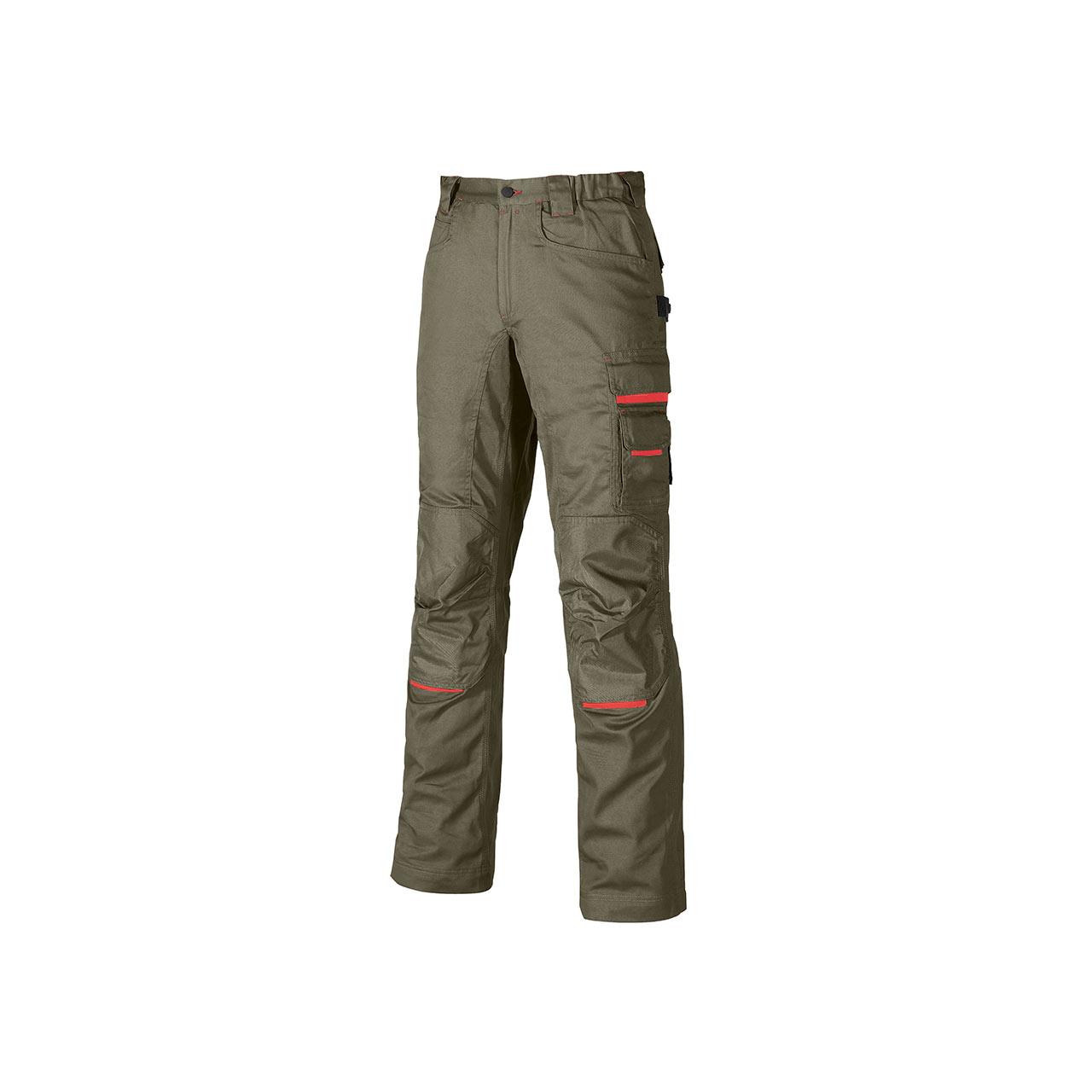 pantalone da lavoro upower modello nimble colore desert