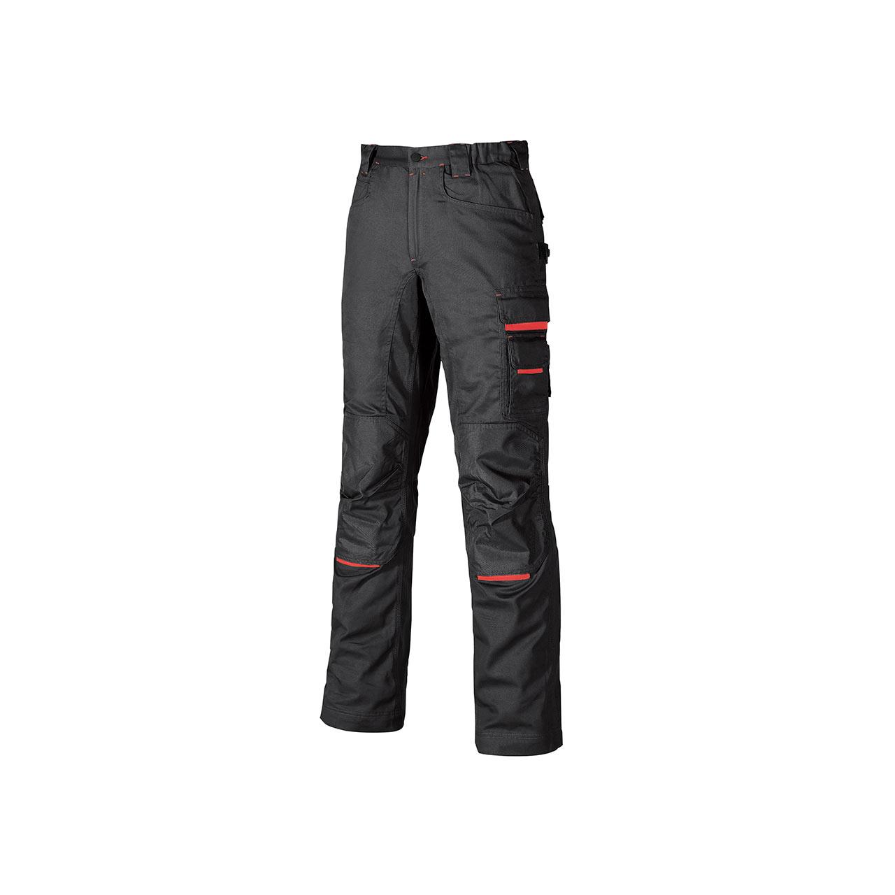 pantalone da lavoro upower modello nimble colore grey m