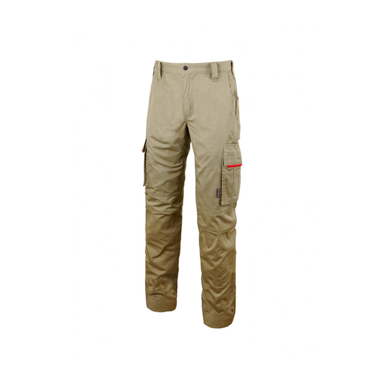 pantalone da lavoro upower modello rave colore desert s