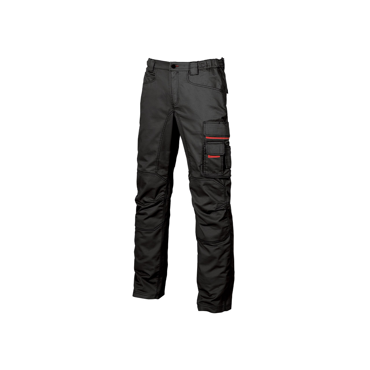 pantalone da lavoro upower modello smile colore black c