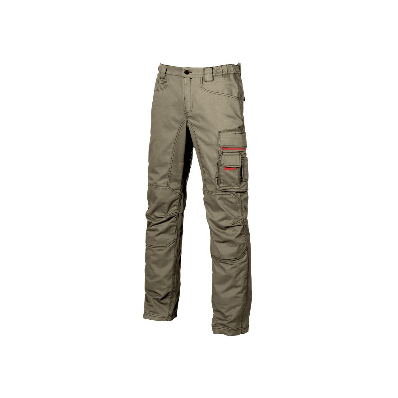 pantalone da lavoro upower modello smile colore desert