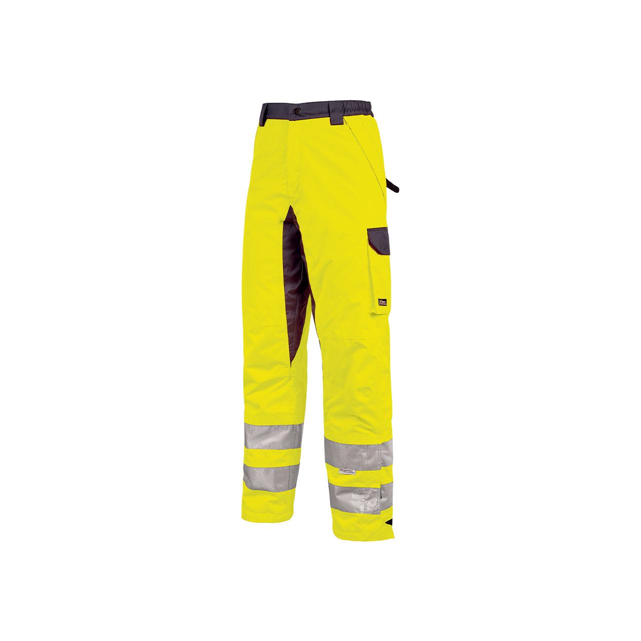 pantalone da lavoro upower modello subu colore yellow f