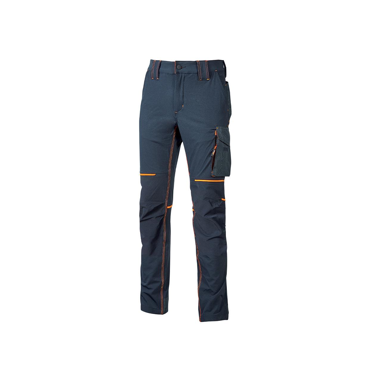 pantalone da lavoro upower modello world colore deep bl