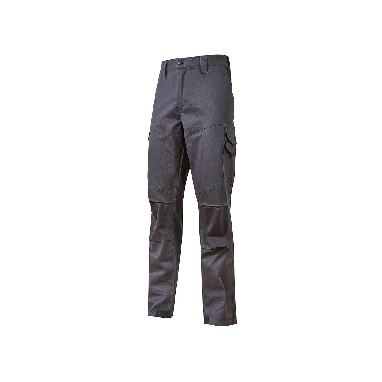 pantaloni da lavoro upower modello guapo colore grey iron