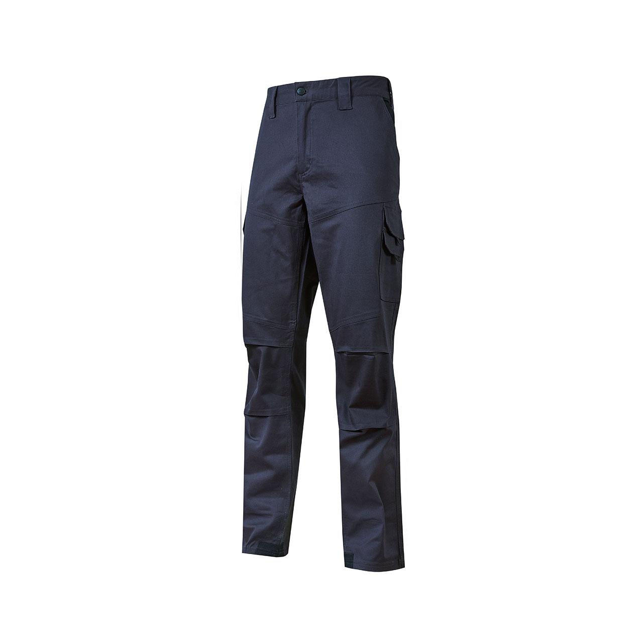 pantaloni da lavoro upower modello guapo colore westlake blue