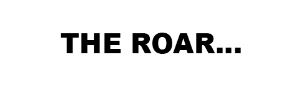 Logo Linea Calzatura The Roar