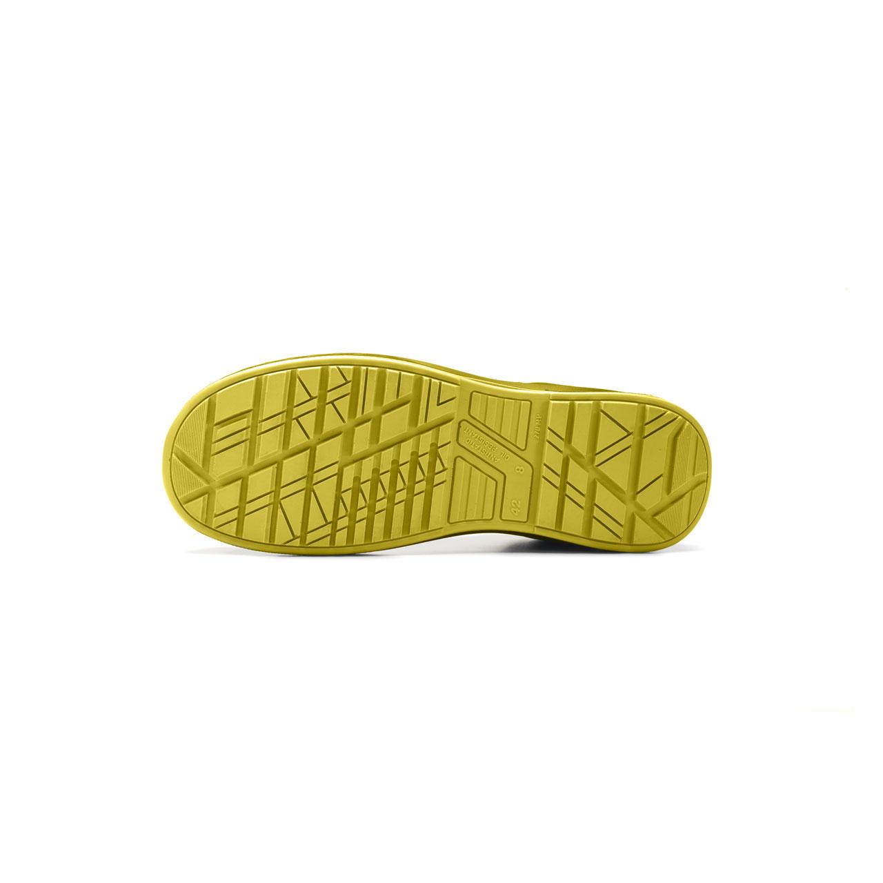 battistrada suola scarpe da lavoro linea redindustry gialla