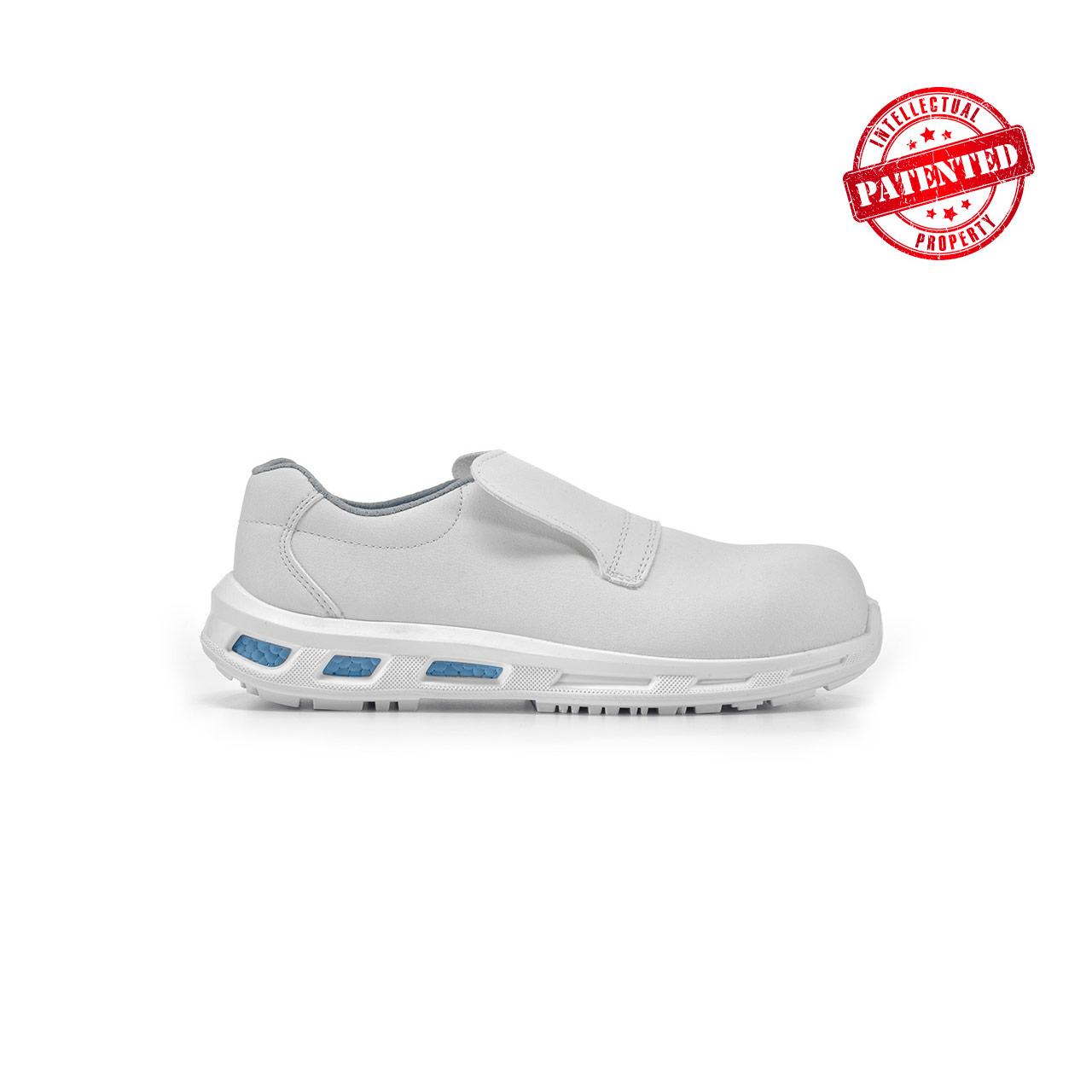 calzatura da lavoro upower modello blanco linea redlion vista lato destro