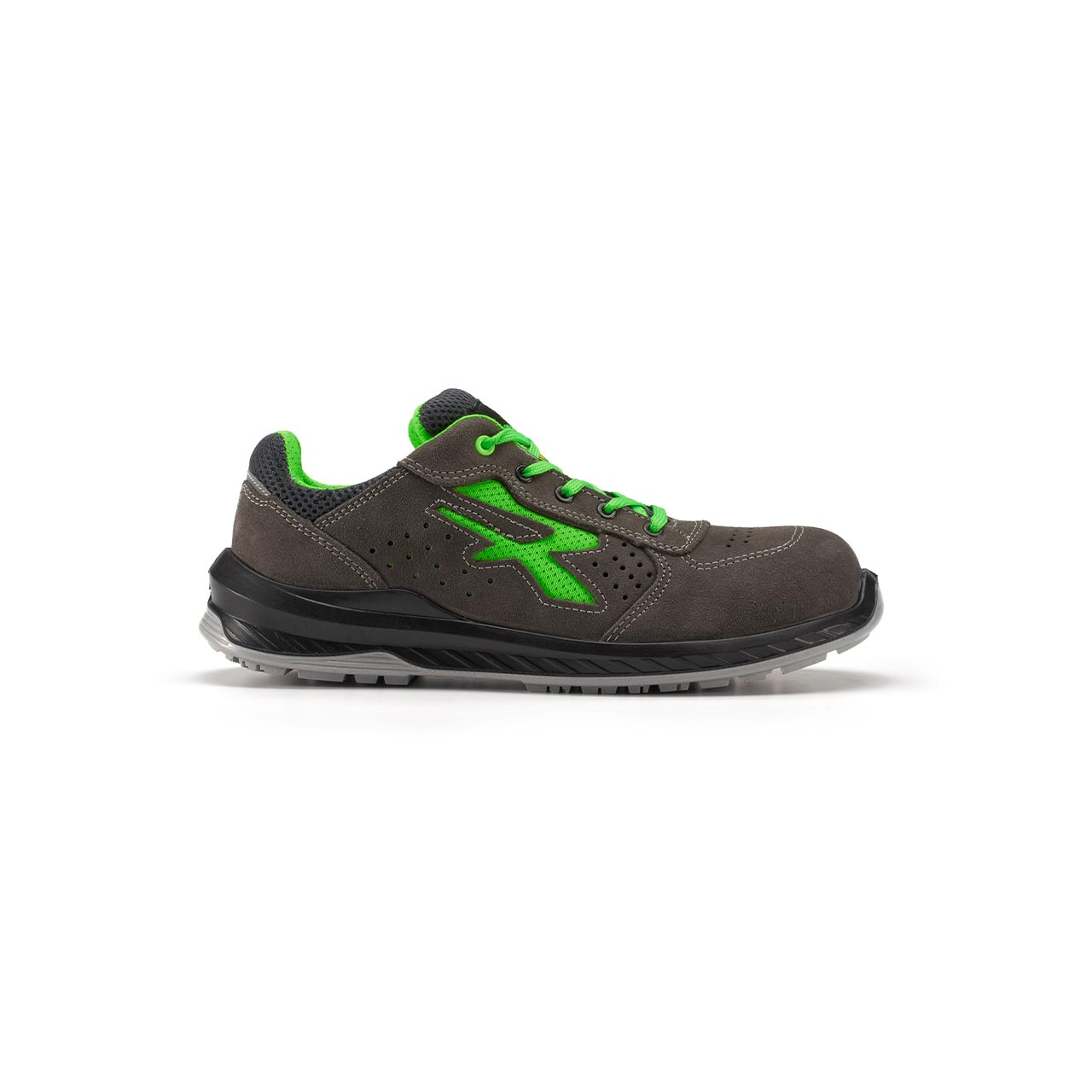calzatura da lavoro upower modello denver linea redindustry vista lato destro