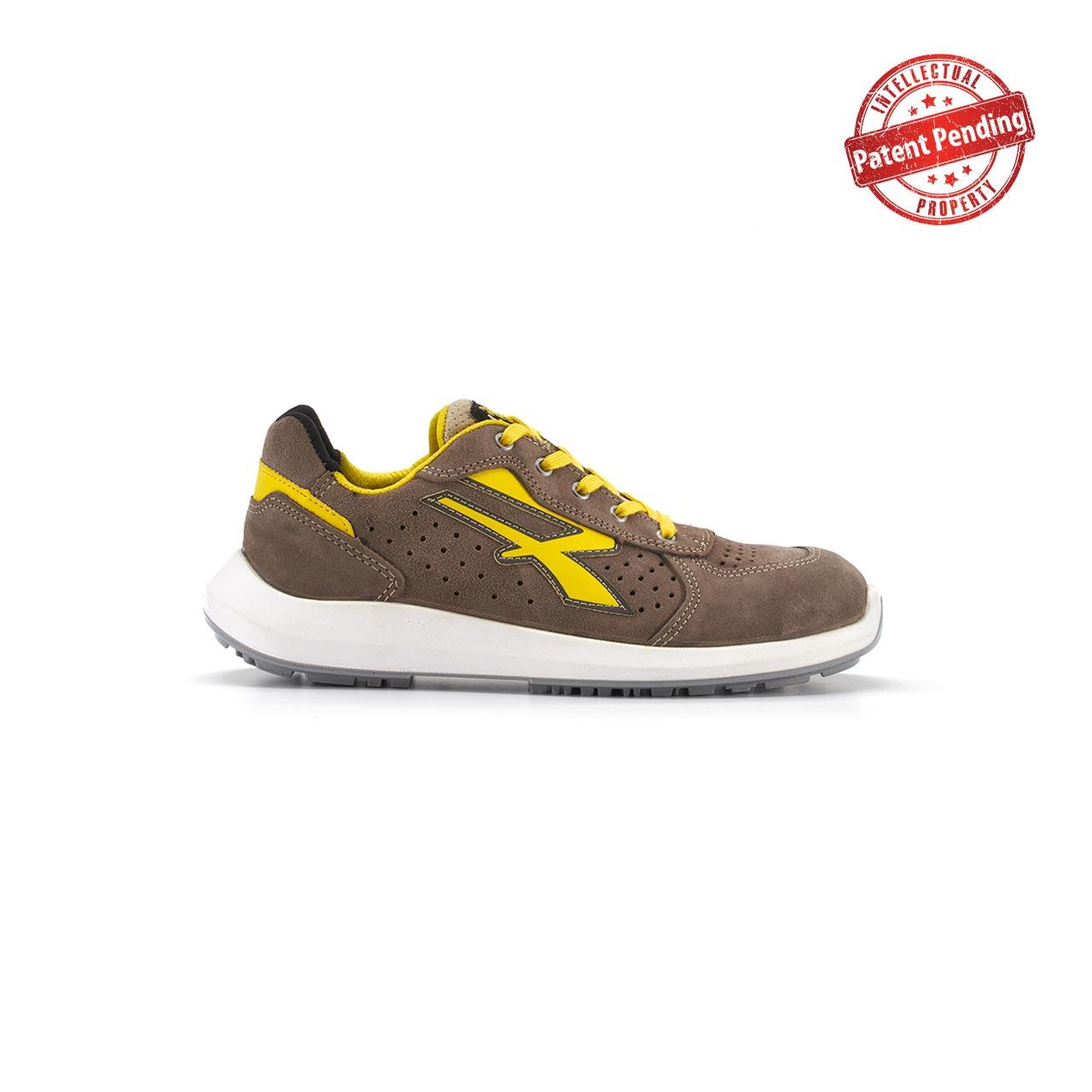 calzatura da lavoro upower modello dorado linea redup vista lato destro
