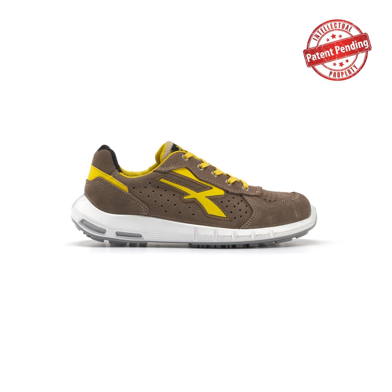 calzatura da lavoro upower modello dorado plus linea redup plus vista lato destro