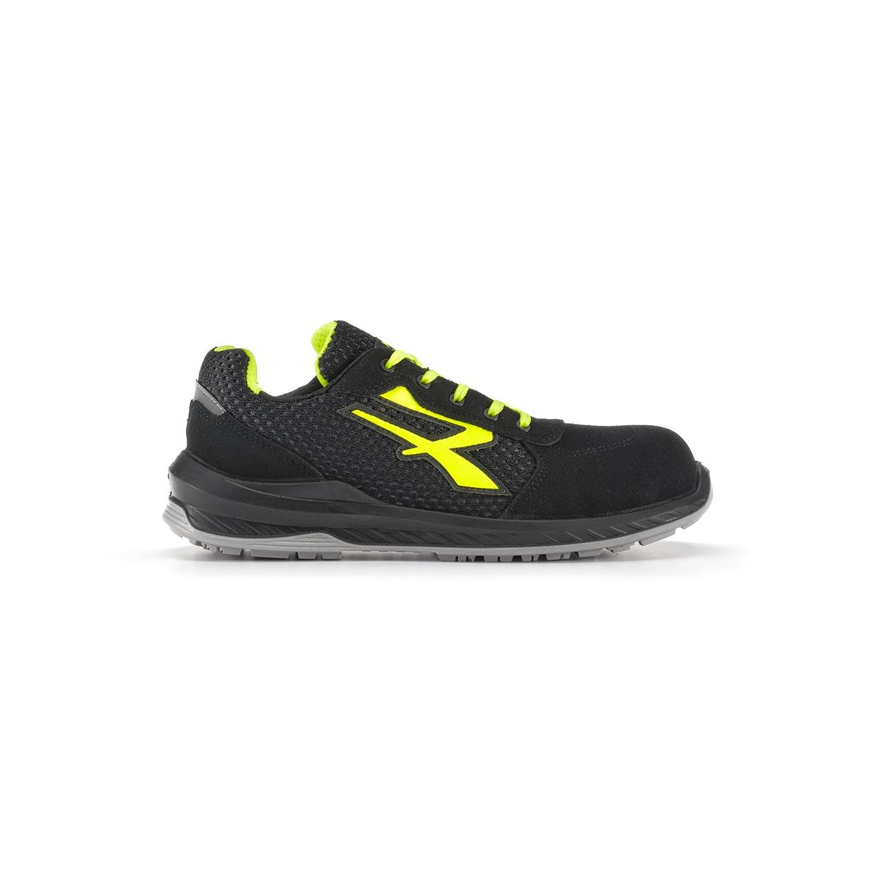 calzatura da lavoro upower modello marsiglia linea redindustry vista lato destro