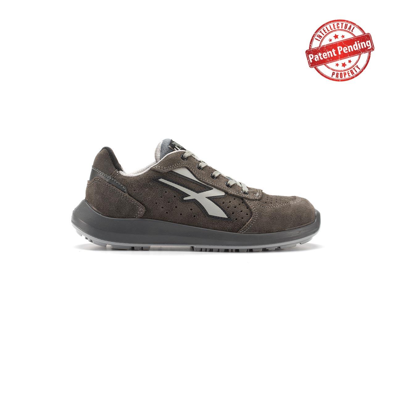 calzatura da lavoro upower modello rigel linea redup vista lato destro